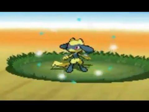 Pokémon Black 2 & White 2: (Live) Shiny Riolu Solo Run - (Challenge Mode) Part 2 - WILD SHINY RIOLU!