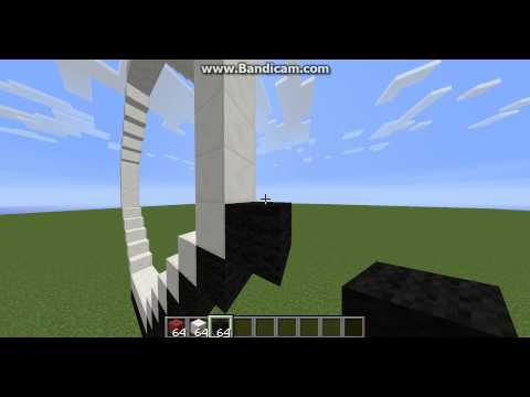 How to Make a Pokeball Minecraft Part 1