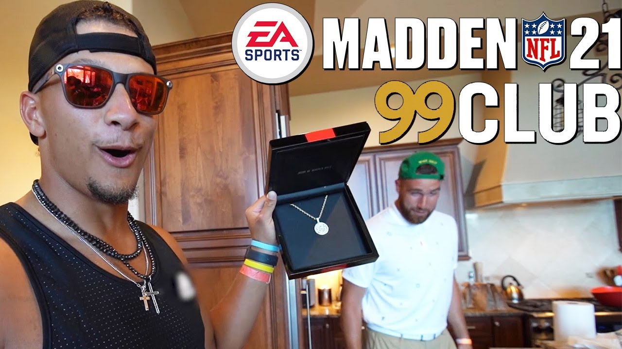 NFL Players React to Being a 99 Rating in Madden '21!