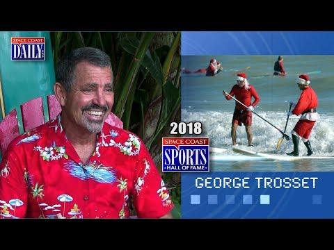 George Trosset: 2018 Space Coast Sports Hall of Fame