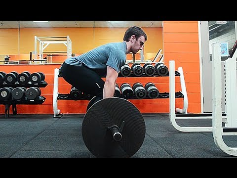 How To Prevent Lower Back Rounding In The Deadlift