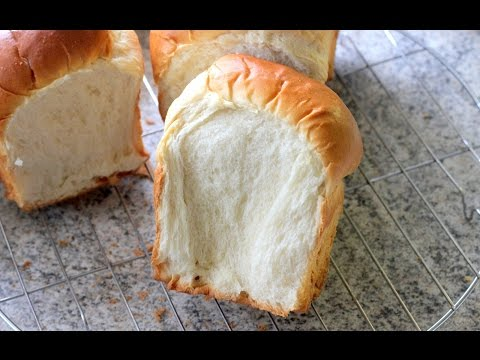 How to make soft and fluffy Hokkaido Milk Bread (Recipe) - Cách làm bánh mì sữa Hokkaido