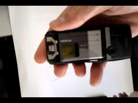 SIM-Karte bei Nokia 6230