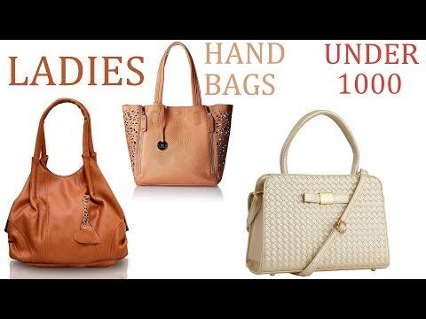Ladies handbags | ladies handbag design under Rs 1000 | Buy on amazon