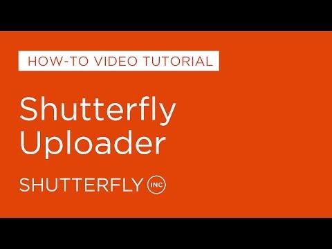 Shutterfly Uploader