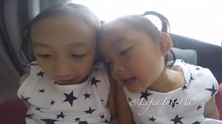 Lifia Niala Liburan Asik Berenang di Kolam Renang Anak Hotel Novotel