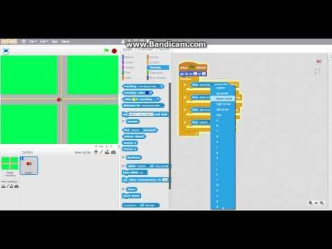Scratch | Making A Car Game