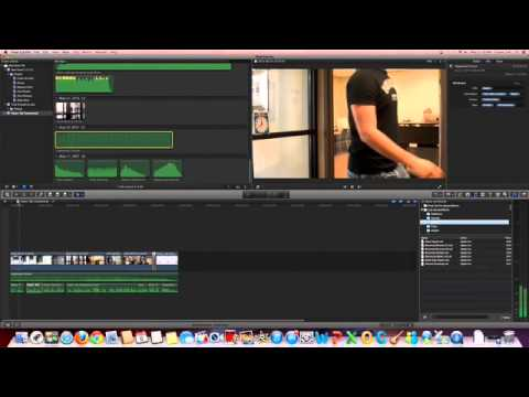How to make a 30 second commercial using Final Cut Pro