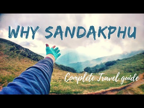Why, When & How - Sandakphu | Detailed information