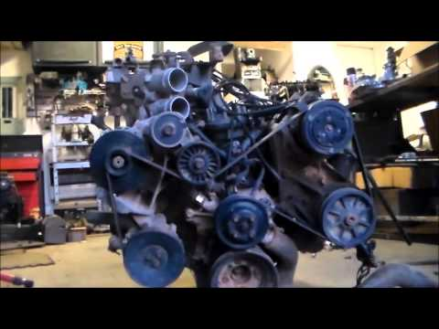 A new heart for the 72 ranchero
