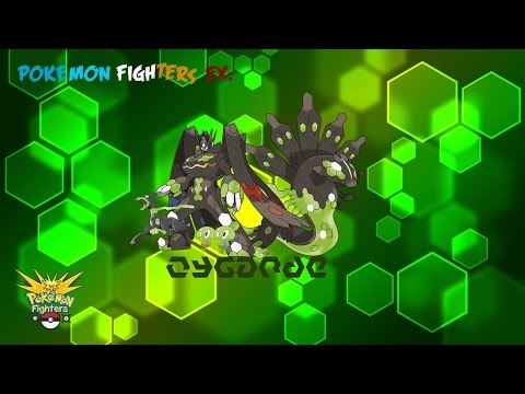 [ENDED] [400k Event] Pokemon Fighters EX: How to get Zygarde
