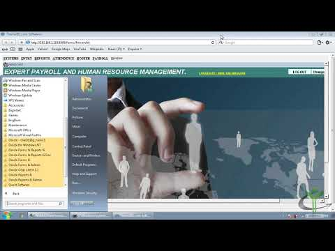 Session-3 : How to setup up Client Server Application in Oracle Technology