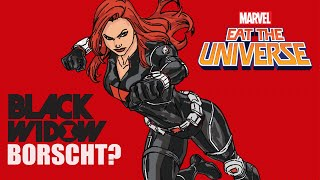 Black Widow's Beet Borchst | Eat the Universe
