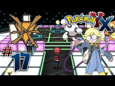 Let's Play Pokemon: X - Part 17 - Lumiose Gym Leader Clemont