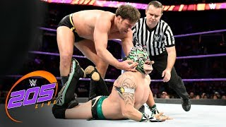 Kalisto vs. Drew Gulak: WWE 205 Live, Nov. 14, 2017