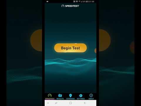 Verizon 4G LTE New York New Jersey speed test off-peak