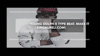 Free Young Dolph Type Beat/Instrumental  - Make It