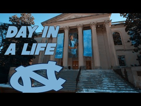HOW TO GET INTO UNC CHAPEL HILL