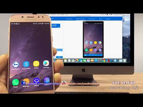 How to Remote Control Android & IOS From PC