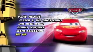 Cars 2011 Dvd Menu Walkthrough