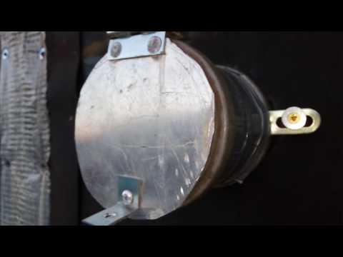 Drying box modification