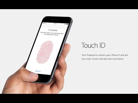 How to Setup Touch ID