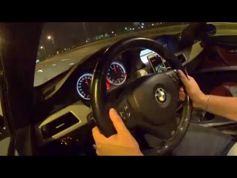 BMW E92 M3 - Manual Launch Control