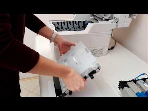TRANSFER BELT OKI C301 C310 RESET EASY CHIP