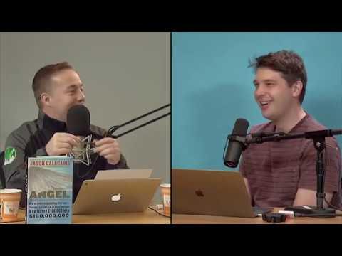 E784: Andrew Mason (Groupon) launches Descript audio editing & transcription for podcasters