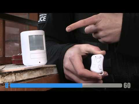 60 Second Security - Shed Security