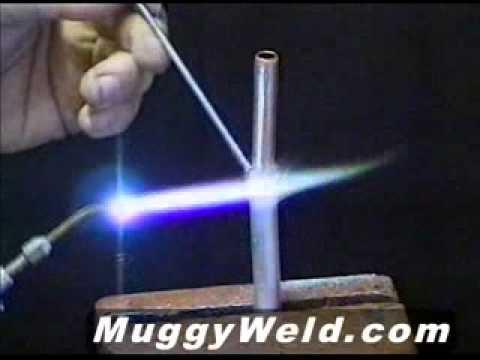 Soldering Copper to Aluminum Tubing