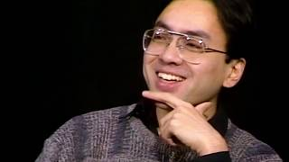 Young Kazuo Ishiguro interview (1986)