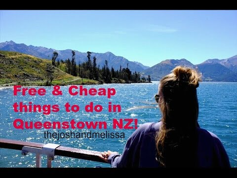 10 FREE or Cheap things to do in QUEENSTOWN NEW ZEALAND!