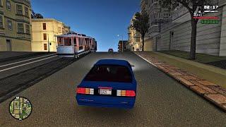 GTA San Andreas 2021 4K Gameplay Part 49 - Lure - GTA San Andreas 4K 60FPS PC