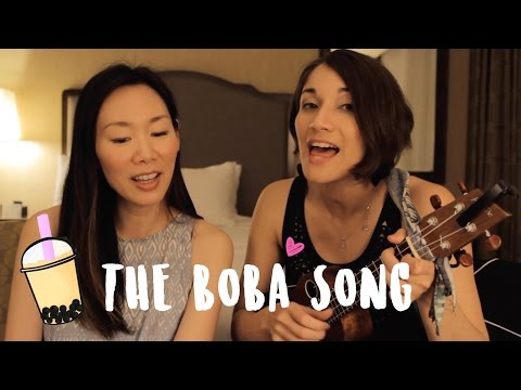 Bubble Tea Jingle ♥  Boba Song with Kat McDowell