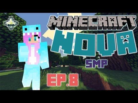 Minecraft Nova SMP (Ep.8) Cat Hunt +