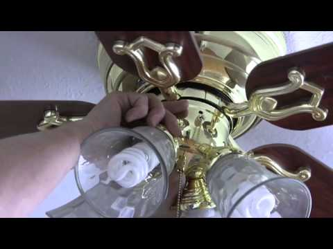 Ceiling Fan Speed Control Switch Replacement