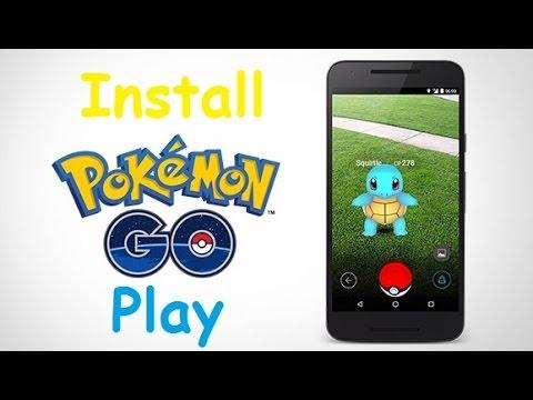 Pokemon Go Install And Play