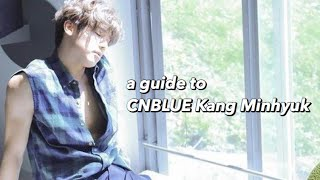 AN UNHELPFUL GUIDE TO CNBLUE KANG MINHYUK