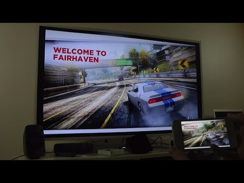 Need For Speed Most Wanted iPhone 5S SAMSUNG SMART TV HD Gameplay Trailer