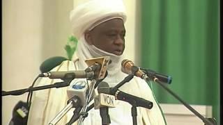 VP Yemi Osinbajo Opens 10th Anniversary Of The Sultan Of Sokoto