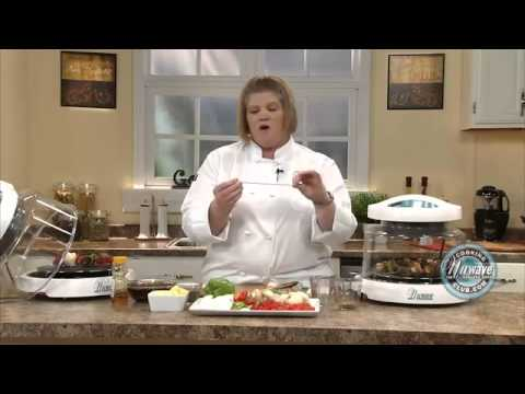 How to Prepare Beef Kabobs using the NuWave Oven