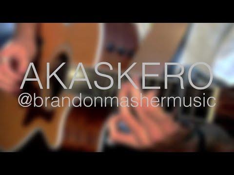 Akaskero - Thomas Leeb [Acoustic Guitar Cover]