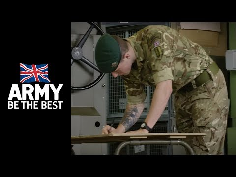 Logistic Supply Specialist - Roles in the Army - Army Jobs