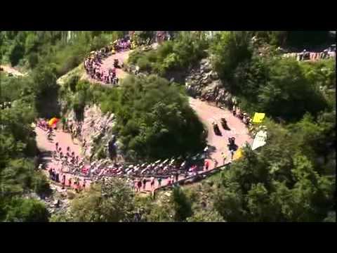 Tour de France 2012 - Melhores Momentos
