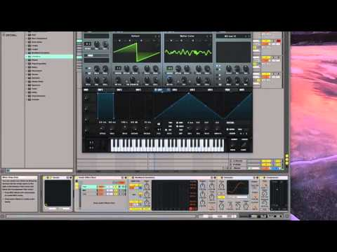 Melodic Dubstep Tutorial
