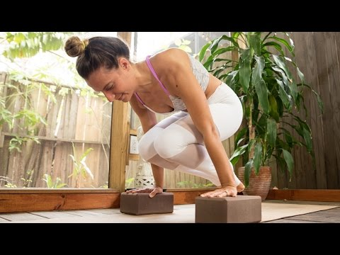 Crow Pose Yoga Flow: Build Strength + Discover Your Potential