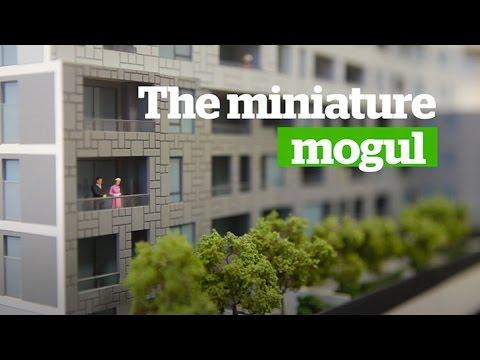 Melbourne's smallest property developer
