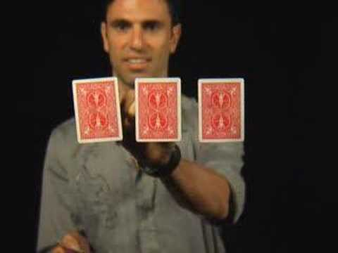 Interactive Card Trick