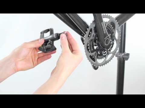 FLO Cycling - Installing the Crankset & Pedals